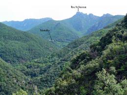 La randonnée du Roc Saint Sauveur se fait au départ de Montalba et dure environ 4 heures aller et retour. La distance à parcourir est de 8 km.