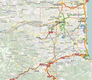 Voici un site avec la vélocarte du département avec les actualités sur les aménagements des pistes, les itinéraires, les voies vertes et véloroutes etc.: